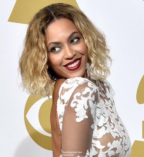 GRAMMY AWARDS 2014: Cérémonie, Red Carpet, Palmarés, Récompense et Vidéos  Jay-Z et sa femme Beyonce lors de la cérémonie des Grammy Awards qui se tenais au Staples Center à Los Angeles