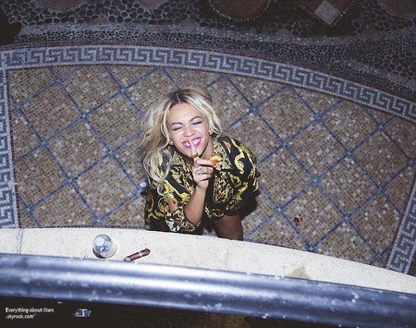 Decouvez des photos provenant du tumblr de Beyonce