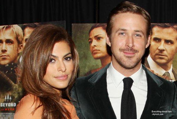 Eva Mendes et Ryan Gosling ne seraient plus ensemble