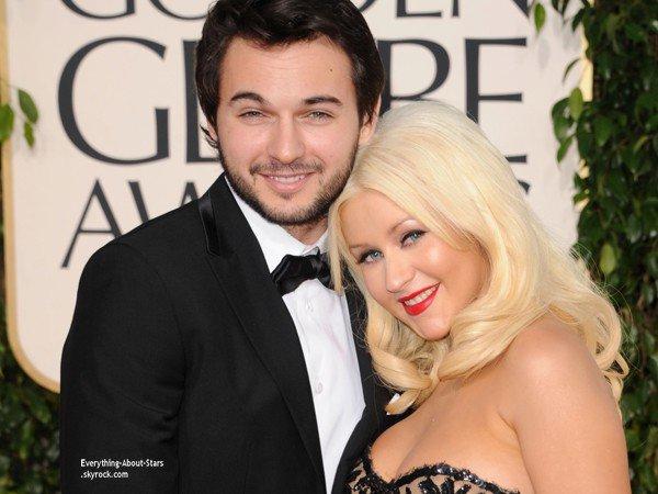 Christina Aguilera : fiancée à son chéri, Matthew Rutler