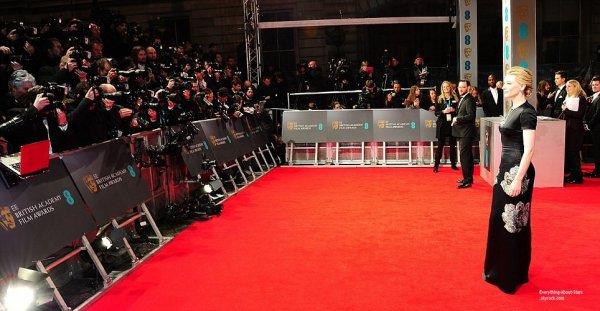 The British Academy Film Awards 2014   Amy Adams, Naomie Harris, Michelle Rodriguez, Cate Blanchett, Uma Thurman, Imogen Poots, Helen Mirren, Lily Allen, Oprah Winfrey et le Prince William sur le tapis rouge des British Academy Film Awards2014 qui s'est déroulé au Royal Opera House à Londres.