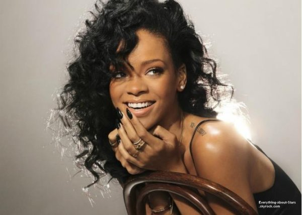 Happy Birthday à Rihanna qui fête ses 26 ans aujourd'hui