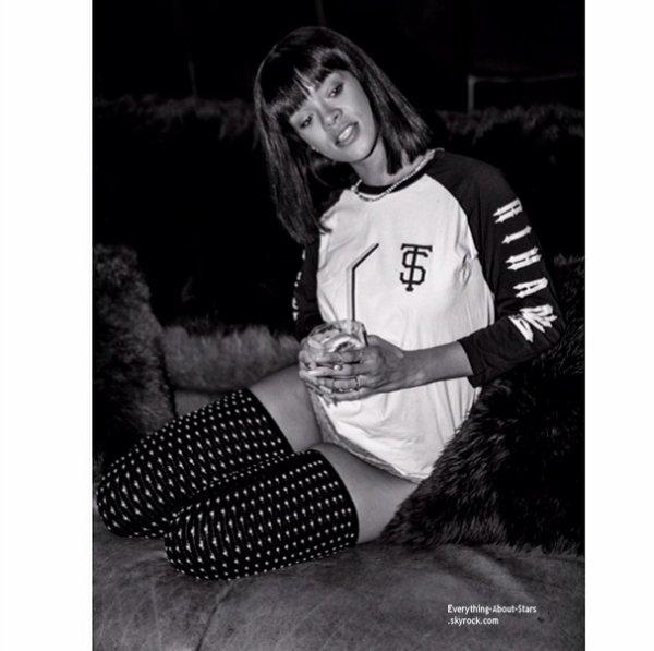 Découvrez des photos sexy provenant de l'Instagram de Rihanna, toujours à Aspen
