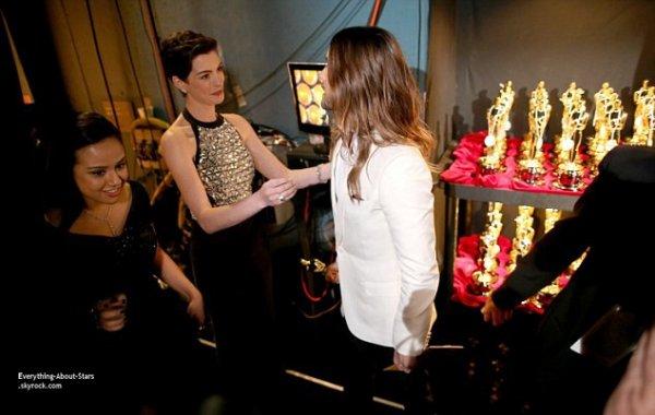 OSCAR 2014   Cérémonie, Tapis rouge, Palmarés, Récompense, Vidéos, Backstage, Instagram et After Party