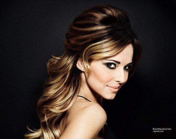 Cheryl Cole pour la nouvelle campagne publicitaire de l'Oréal