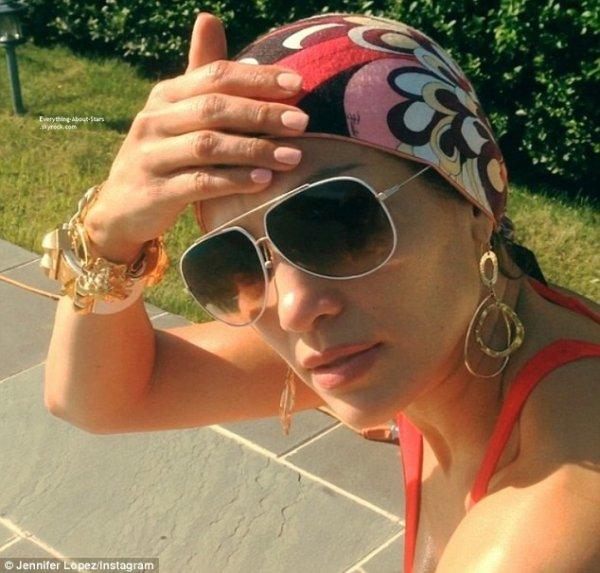 Découvrez des photos posté par Jennifer Lopez sur son compte Instagram