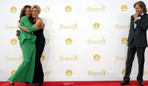 Emmy Awards 2014 Red Carpet, Cérémonie, Vidéos, Palmarés...