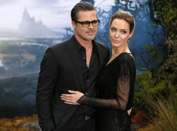 Angelina Jolie et Brad Pitt : ils se sont mariés dans le Sud de la France le week-end dernier