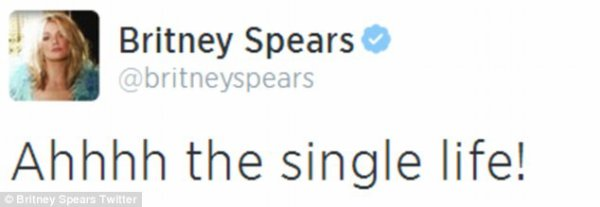 Britney Spears et David Lucado : It's over !
