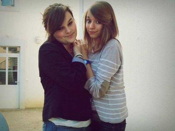 Quand l'amitié est là, la distance n'est rien.