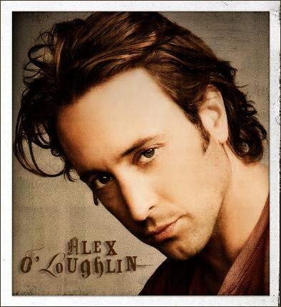 Alex O'loughlin.