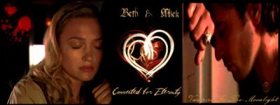 Mick & Beth...
