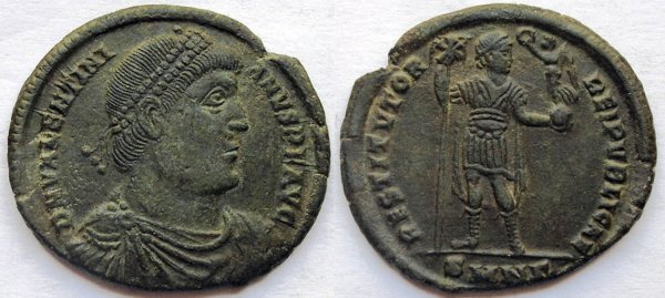 La révolte de Valentinus
