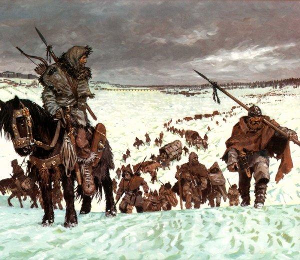 406-407: La nouvelle situation de la Bretagne dans l'Empire