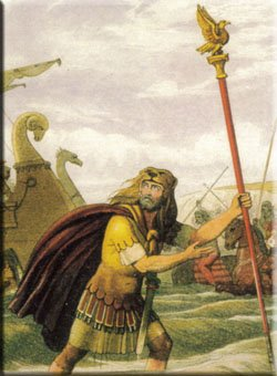 Hengist et Horsa, héros mythiques ou chefs saxons ?