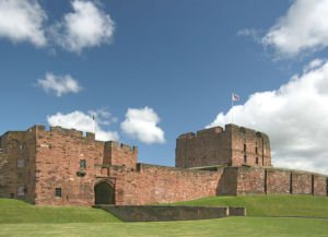 Carlisle, une cité romaine qui a survécu au départ de l'administration romaine