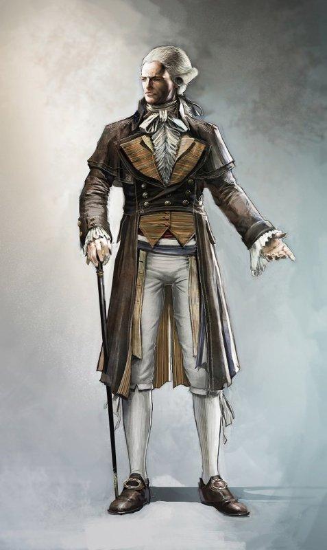 Maximilien de Robespierre, l'Incorruptible