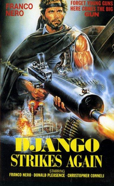 Django 2: Le Grand retour