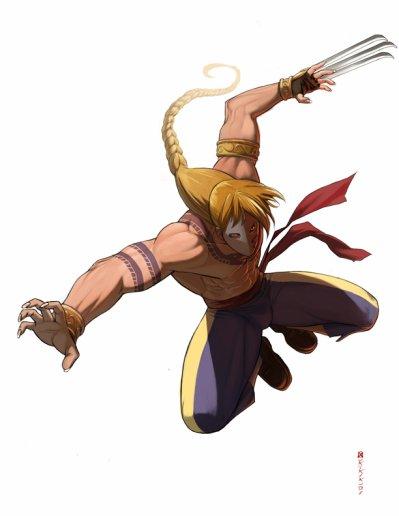 Vega, le ninja espagnol