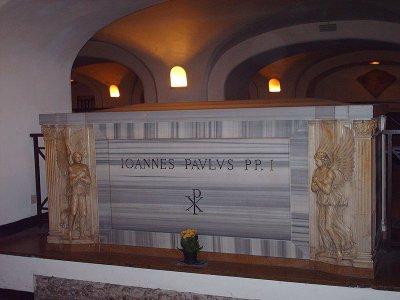 Jean-Paul 1er, le pape au sourire