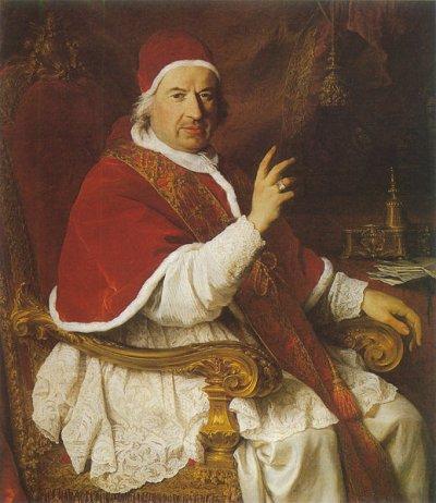 Benoit XIV, le pape des Lumières
