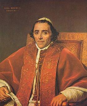 Pie VII, un pape face à Napoléon 1er