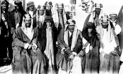 La création de l'Arabie Saoudite