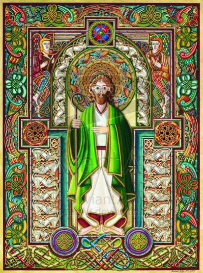 Le christianisme en Irlande au Ve siècle