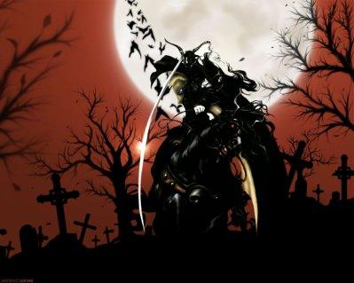 Le chasseur de vampire