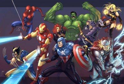Captain America, le premier Vengeur