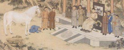 La querelle des rites chinois