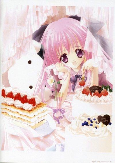Bon anniversaire goth-manga-38 !!!