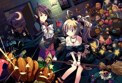 Samhain, l'inspiration d'halloween