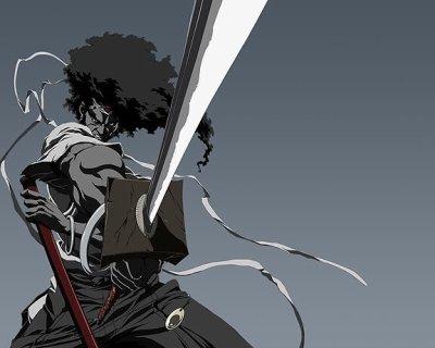 Yasuke, le samouraï noir