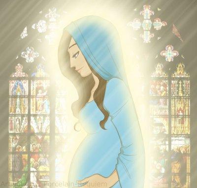 Marie, un personnage historique devenu une création théologique