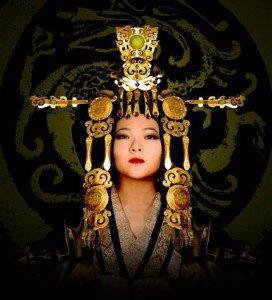 L'impératrice douairère Cixi