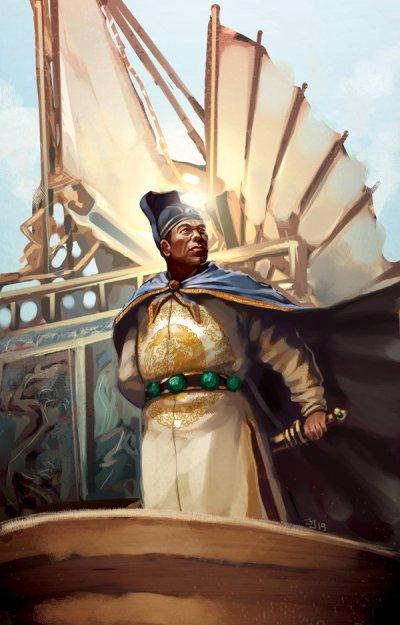 L'amiral Zheng he