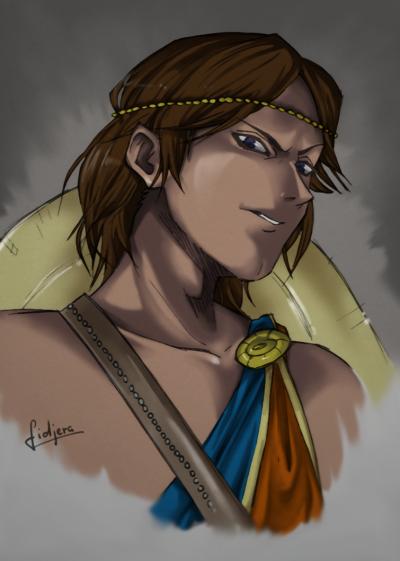 Persée, le fondateur de Mycènes