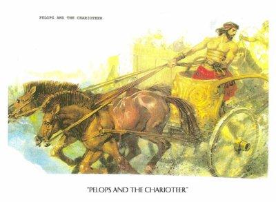Pélops, premier des Pelopides