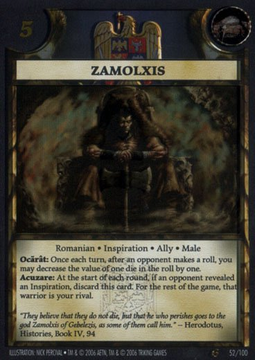 Zamolxis