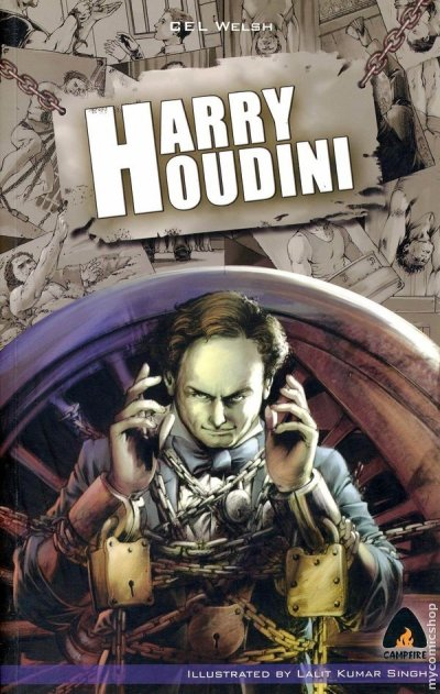 Harry Houdini, le magicien sceptique