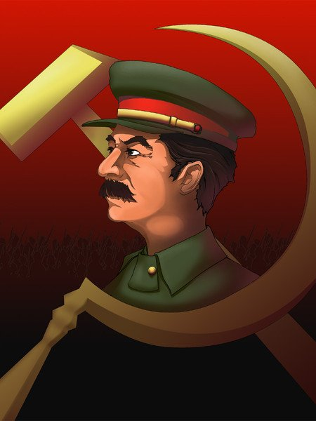 Joseph Staline, l'ogre soviétique