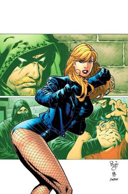 Black Canary, la justicière détective
