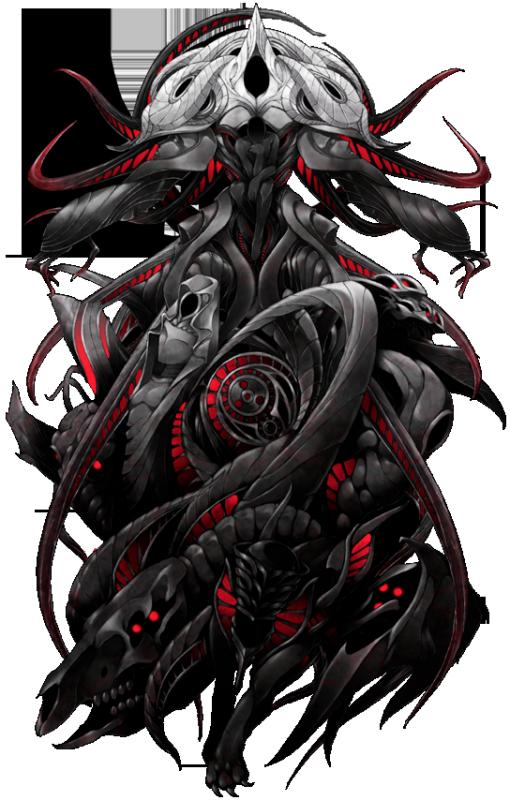 "Nyarlathotep, le ""chaos rampant"""