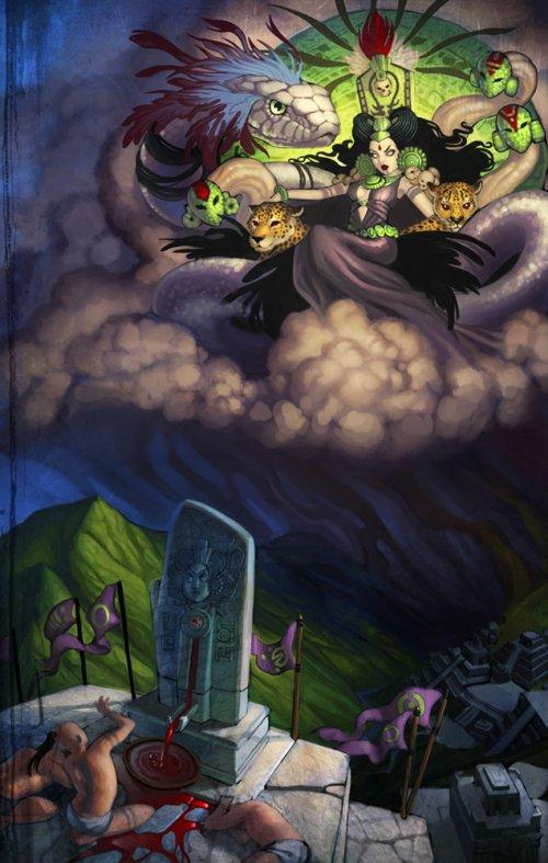 Les mayas n'ont jamais prévu la fin du monde