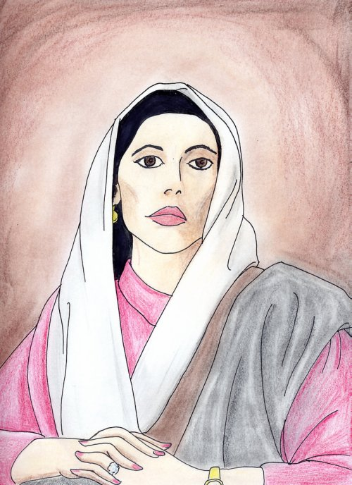 Benazir Bhutto, une femme qui lutta toute sa vie
