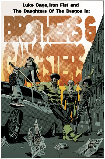 Iron Fist, un artiste martial dans l'univers Marvel