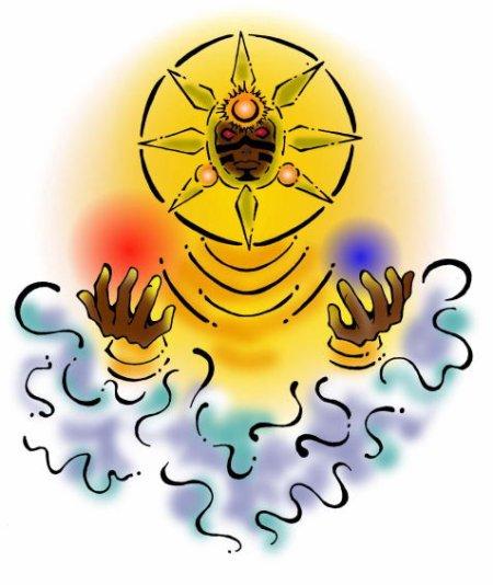 Viracocha, le dieu créateur et civilisateur