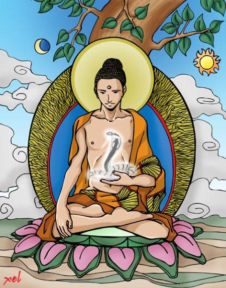 Bouddha, du guerrier au réformateur