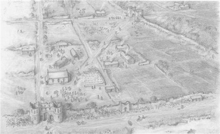 Lincoln, capitale du royaume de Linnuis ?
